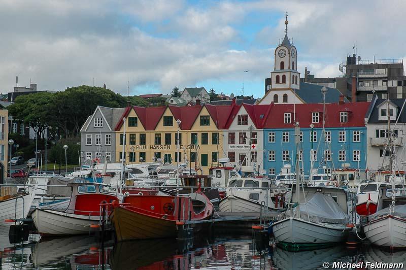 Tórshavn Hafen