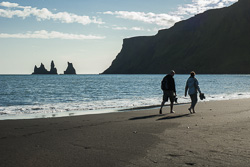 Black Beach at Vík