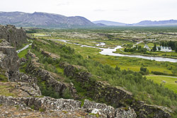 Thingvellir in Südisland